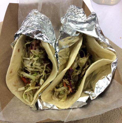 VegFest Tacos