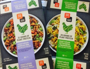 Beyond Meat's New Protein-PackedBowls!