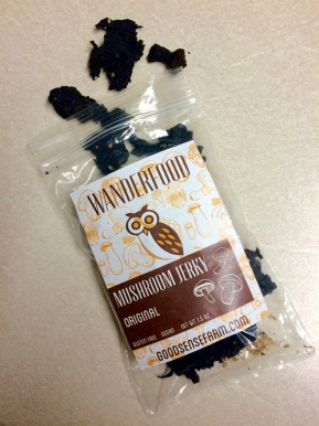 Wanderfood Mushroom JerkyReview!