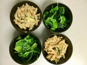 Vegan MoFo: Lensi Bean PastaCreations!
